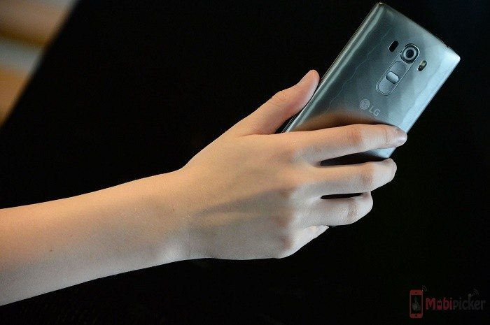 lg g4 beat, price, features, specification, rear view, image