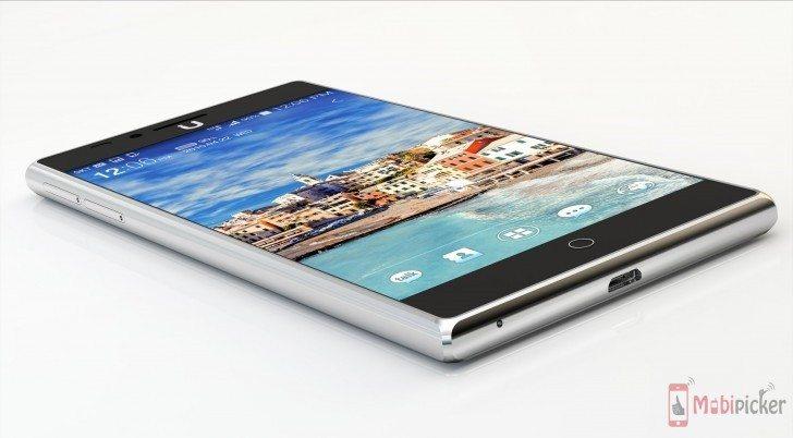 No bezel smartphone Ubik Uno heads to Kickstarter