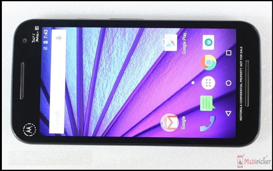 Motorola Moto G (3rd Gen) falls into hands of reviewers