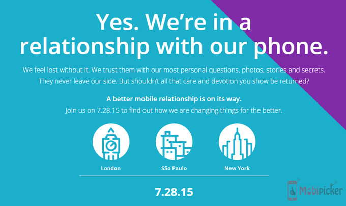 Motorola declares July 28 event; possible launch of new Moto G, Moto X, and Droid models?