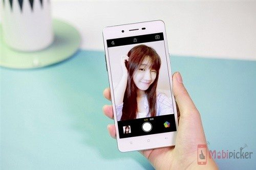 oppo a51, selfie, front pic, image, official, price