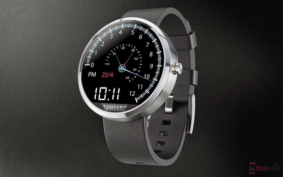 Samsung's round smartwatch Gear A specs leaked