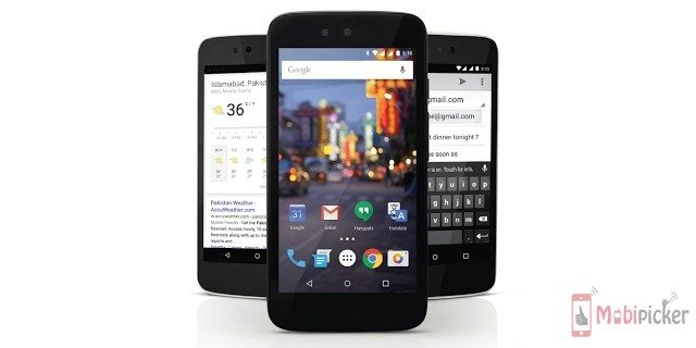 qmobile a1, android one, specs, features, specification, launch, price, pakistan