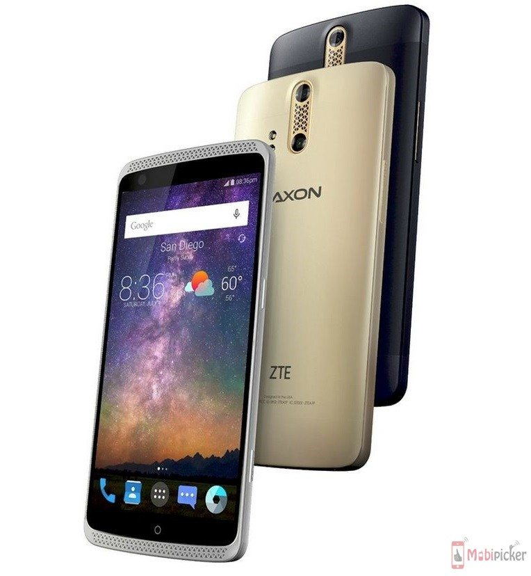 ZTE Axon Pro will be launched in Canada