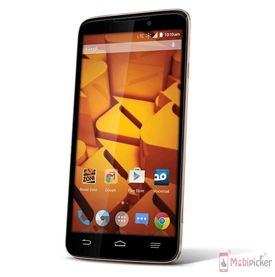 zte boost max+, price in us, boost mobile, specification, image