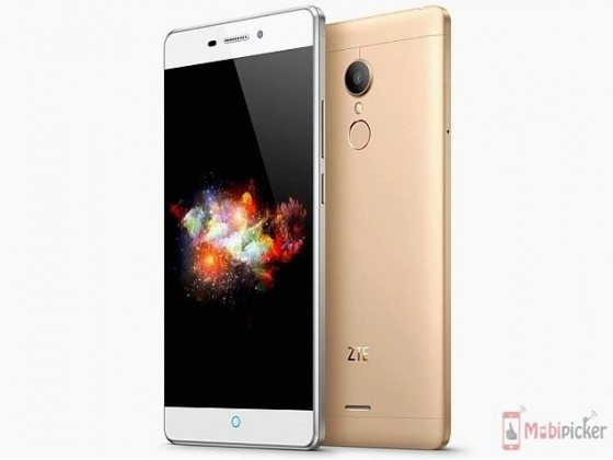 zte v3 extreme edition image, announce, features