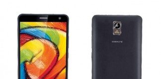 iBall Cobalt 6 launched, image, specs, features, price, specifications
