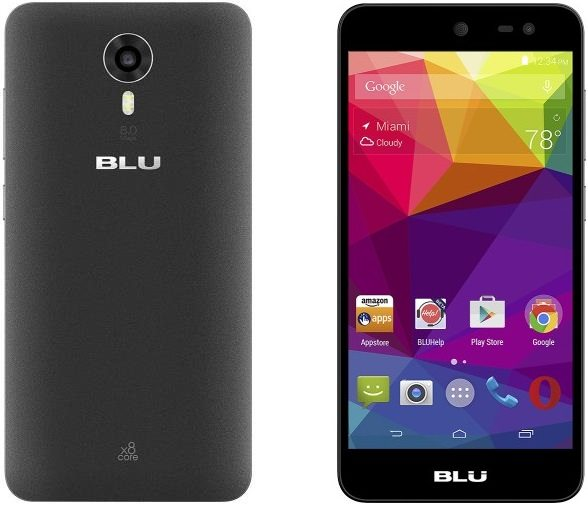 BLU Life X8 price, specs, features, image, specifications