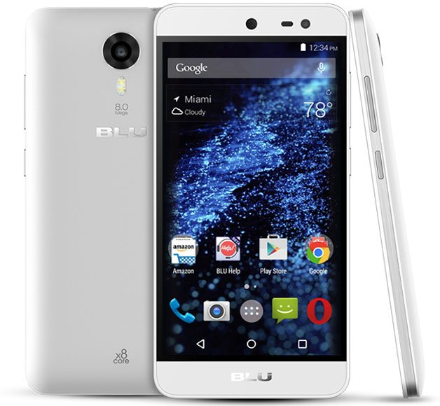 BLU Life X8 image, specs, features, specifications, price