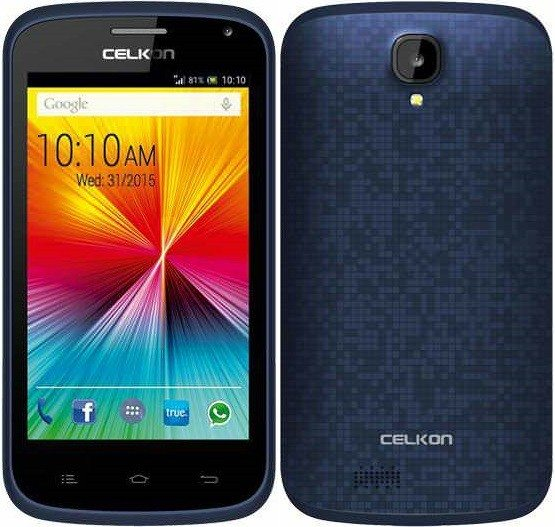 Celkon A409 launched, specs, feature, price, image
