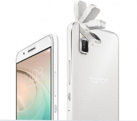 huawei honor 7i, flip camera, image