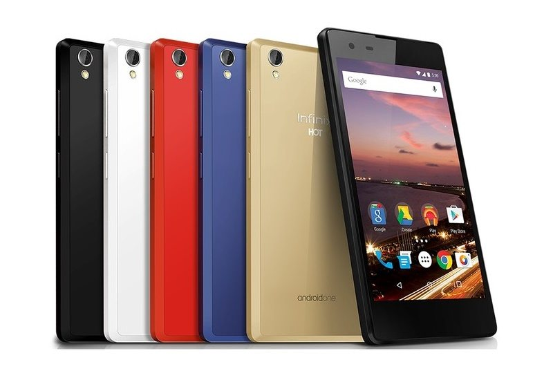 infinix hot 2 android one smartphone image, price, nigeria, africa