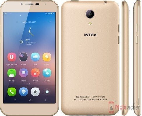 Intex Cloud 4G Star launched, price, image,