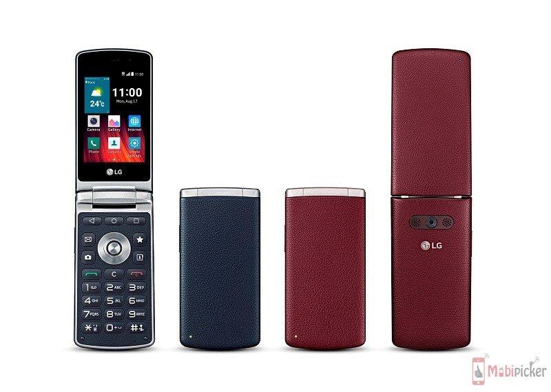 lg wind smart, flip phone, image