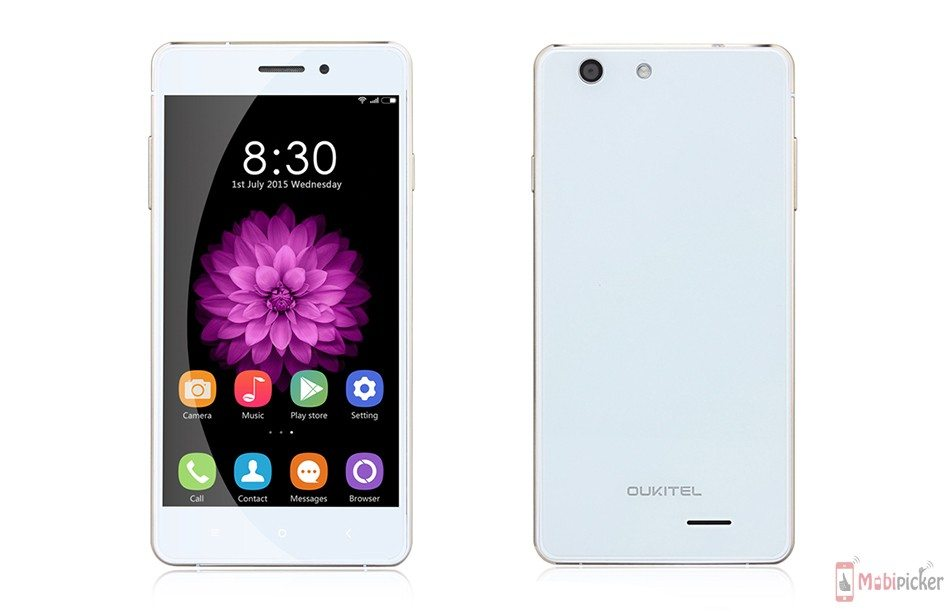 Oukitel U2 announced, image, price,feture, specs