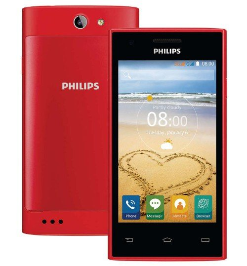 Philips Xenium I908 price, image, launch, specs, features