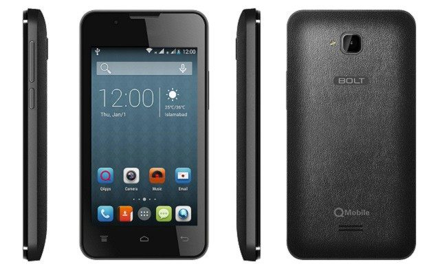QMobile Bolt T250 price, specs, launch, features, specifications, image