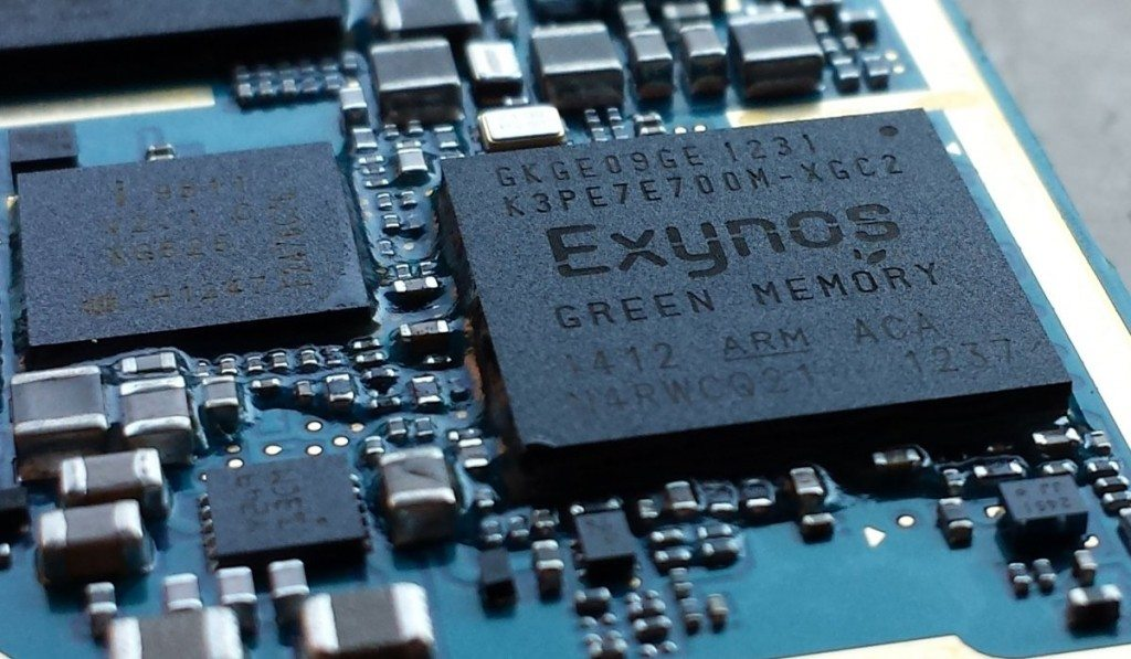 Exynos 8895 specs, release date