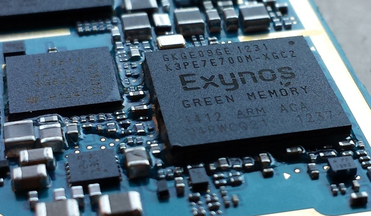 Exynos 8895 specs, release date