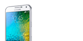 samsung galaxy e7, android lollipop, software update