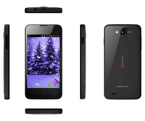 Symphony Xplorer E76 price, image, specs, features, specifications