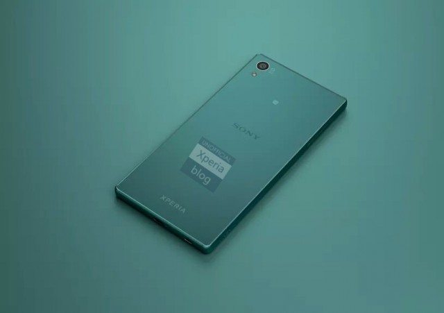 sony xperia zz5 press image leaks