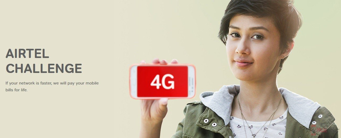 airtel pan india 4g launches, plan rates, equivalent to 3g rates