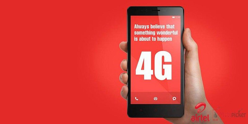 airtel 4g in india, pan india 4g launch, plans, news