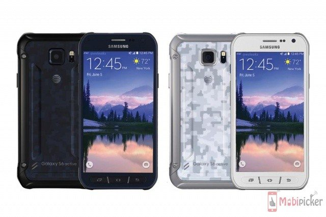 samsung galaxy s6 active, water resistance phone 2015