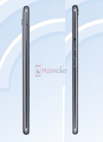 gionee gn9007, leaks, gionee elife s7 mini, features, image, side view, tenaa