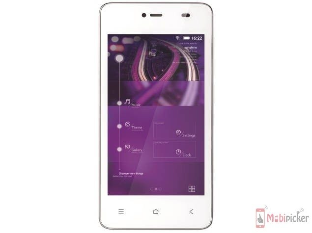 Gionee Pioneer P2M launched, image,price, image
