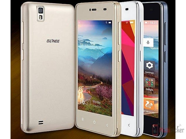 Gionee Pioneer P2M launched, price, image, feature