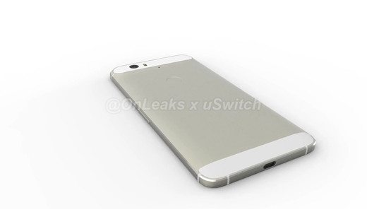 huawei nexus renders, image, design, leaks