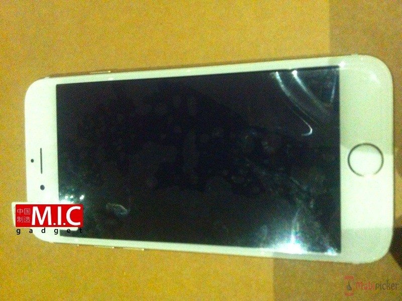 iPhone 6s real image, leaks