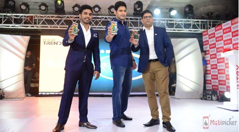 intex aqua trend, launch event, photo