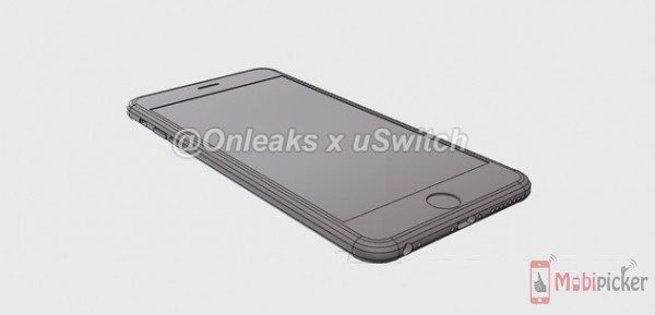 iphone 6s plus renders, leaks, image