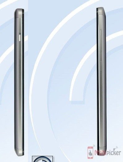 lenovo vibe p1 pro leaks, side view, image, features, specs