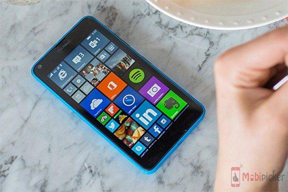 The Lumia 640