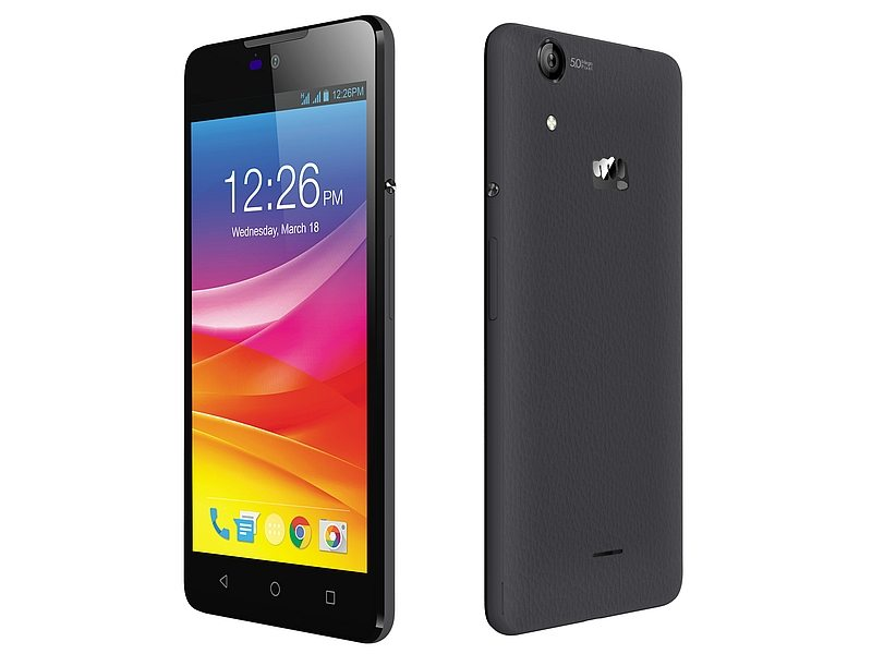 micromax canvas selfie q340, price in india, launch