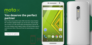 moto x play, canada, price, launch, image