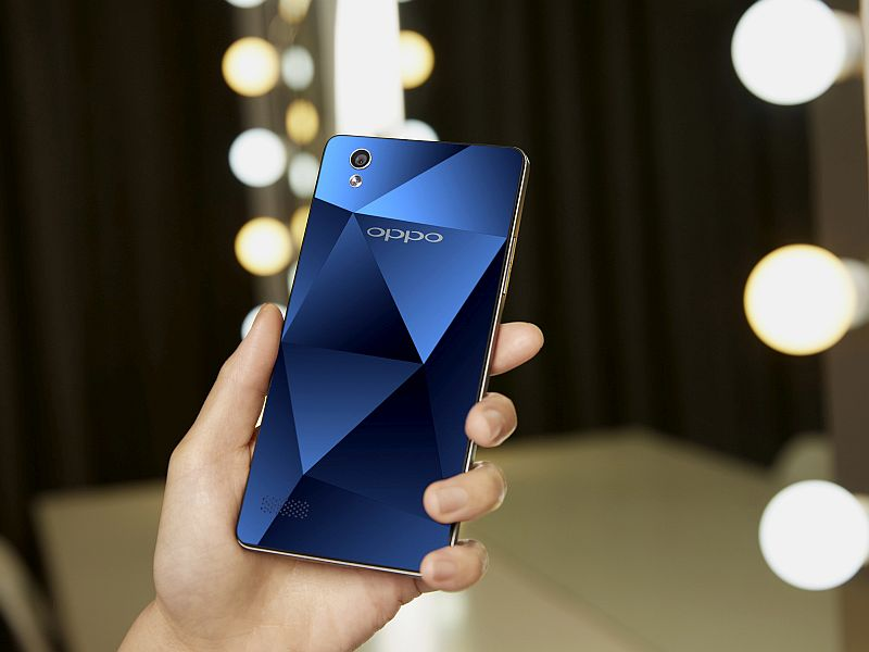 oppo mirror 5 launches in india, price, specs, features