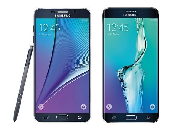 samsung galaxy s6 edge+, galaxy note5, price, us carriers