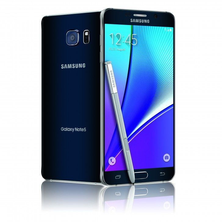 samsung galaxy note5, image, official, specification