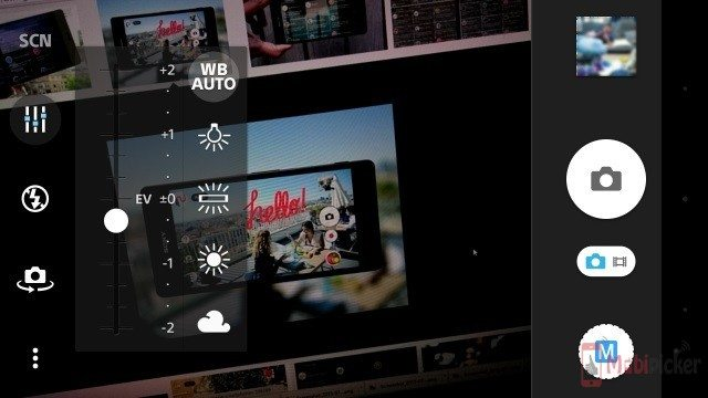sony concept for android screenshot