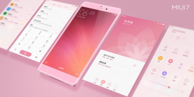 xiaomi, miui 7, official, image, picture, announce, features, release date, global version