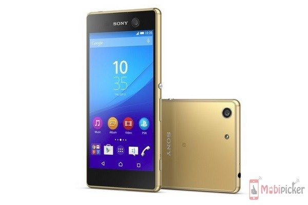"Sony Xperia M5 announced, dubbed ""super mid-range"" phone"