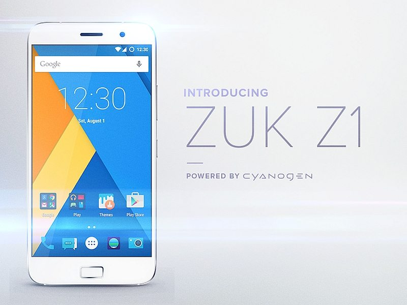 zuk z1 cyanogen os, global version, release date, image, picture, photo