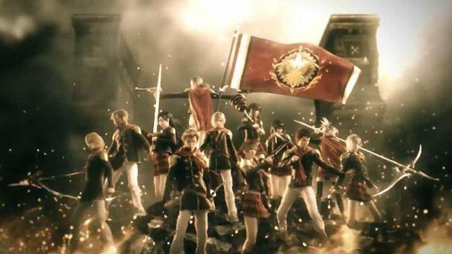 Final Fantasy Type-0 Online screenshot