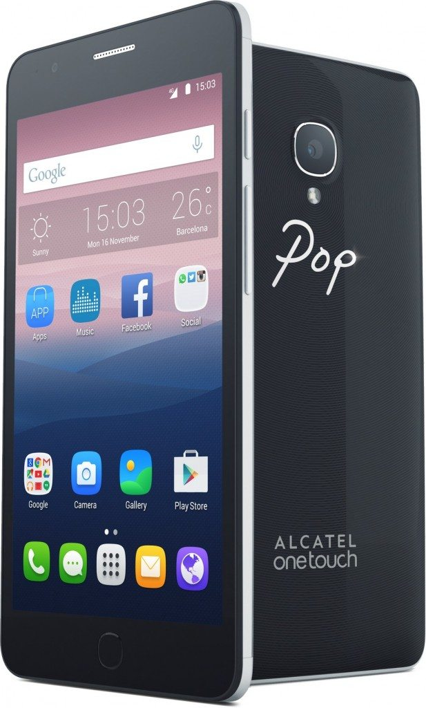 alcatel onetouch pop star, alcatel onetouch popup