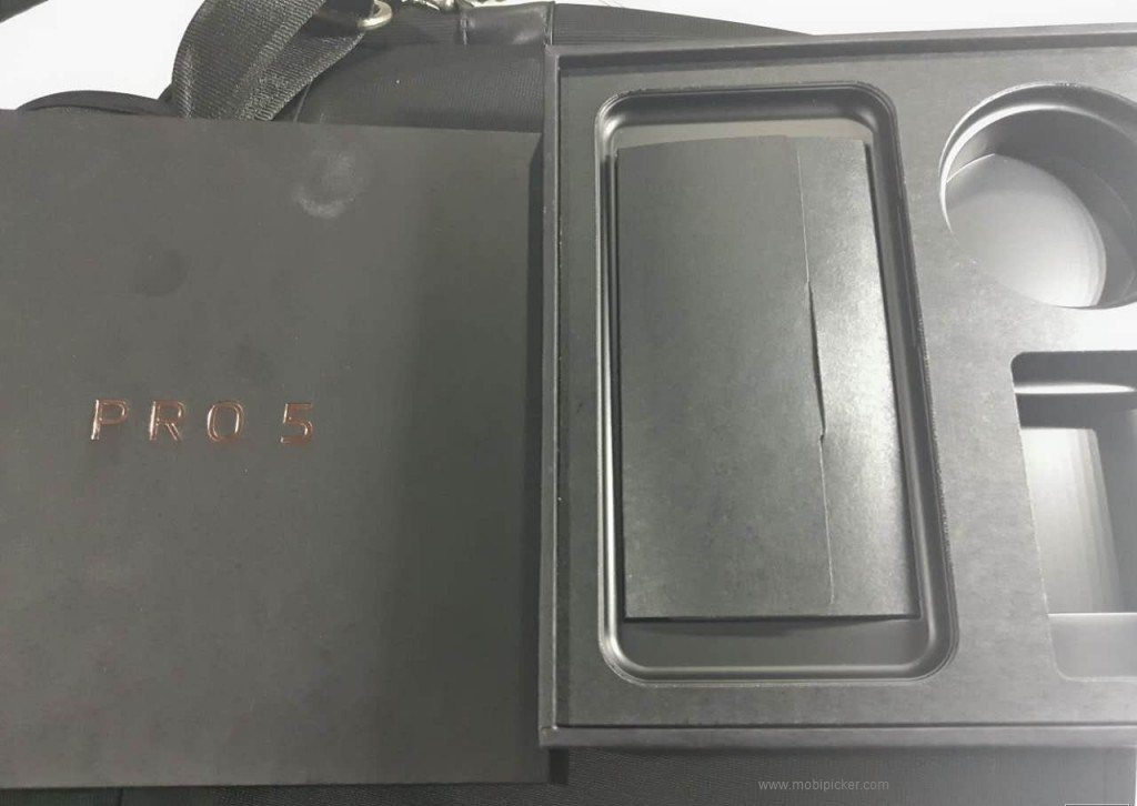 Leaked Picture of the Alleged Meizu Pro 5 Packaging